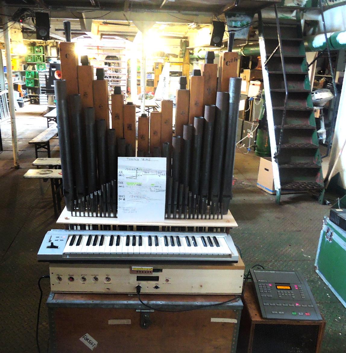 Automatic Organ