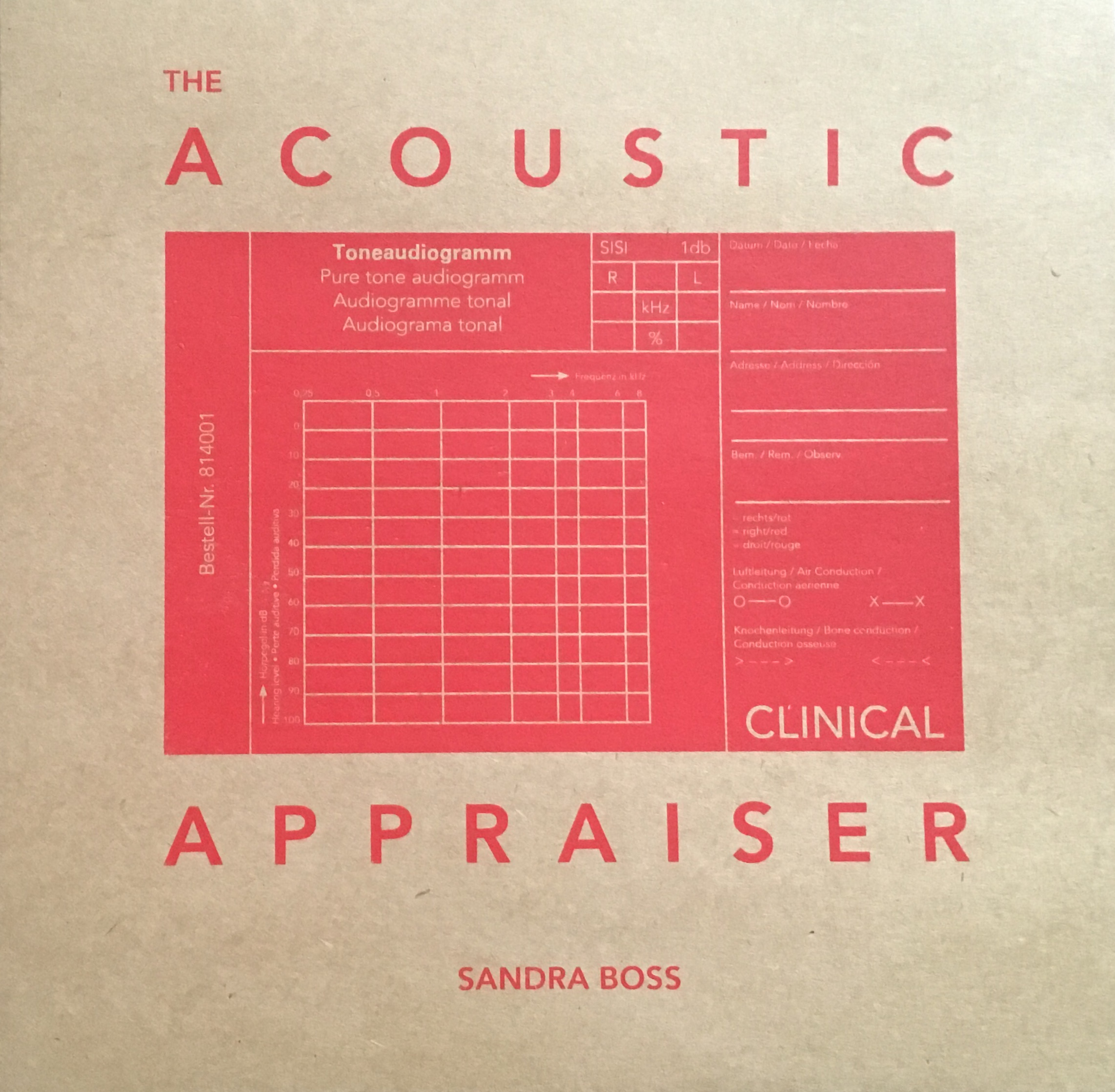 The Acoustic Appraiser